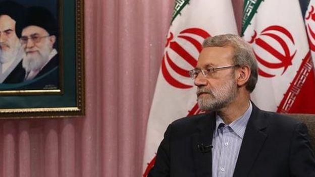 علی لاریجانی: تاثیر تحریم آمریکا بر زندگی مردم نازل است