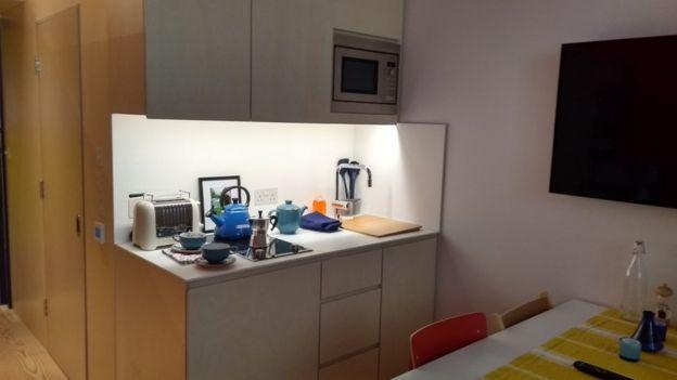 U+I studio show flat
