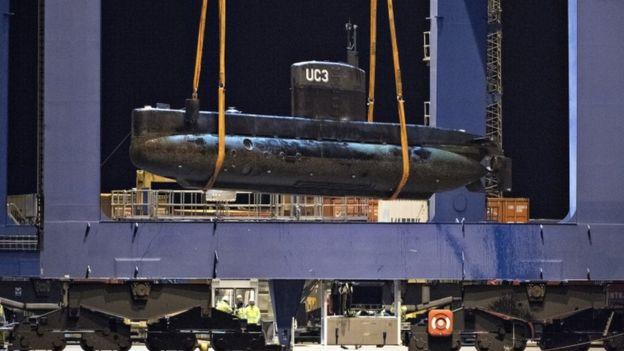 Batan UC3 Nautilus denizaltı