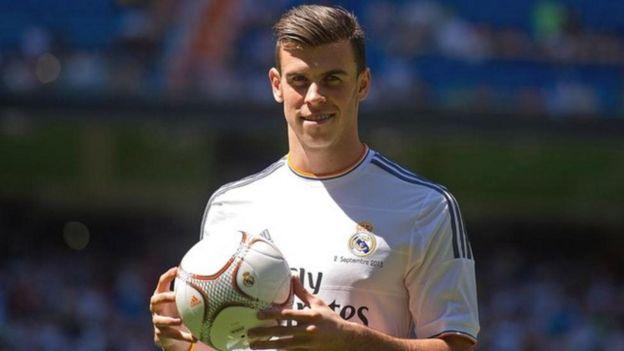 Real Madrid wamekubali ombi la dau la £113m la winga Gareth Bale, 28, kutoka klabu ya ligi ya China