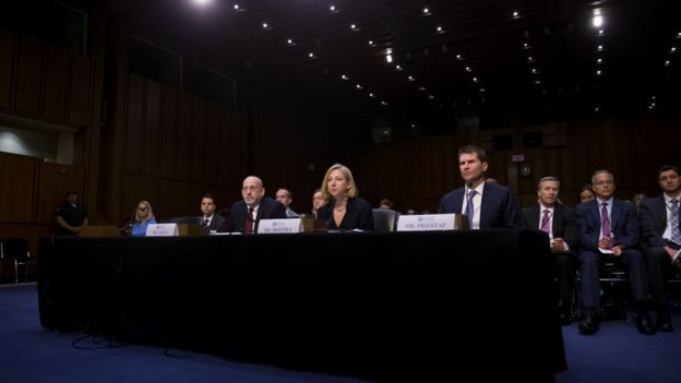 El Comité de Inteligencia del Senado