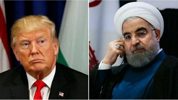 Lãnh đạo Mỹ và Iran