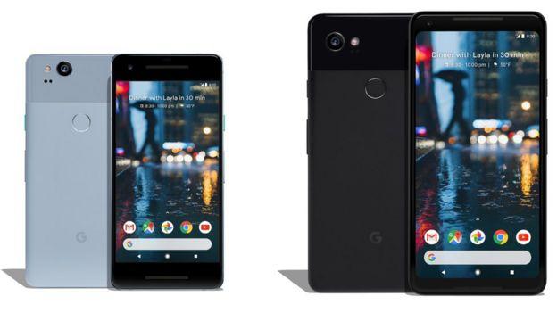 Teléfonos Pixel
