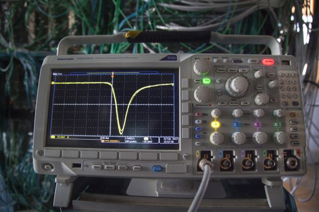 Mixed Domain Oscilloscope is used to measure various electronic signals.