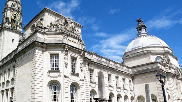 Cardiff's City Hall
