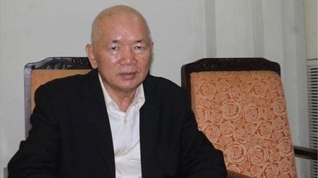 """""""Việc tấn công vào nhóm lợi ích, bắt bớ, xử tù, thậm chí tử hình một số người chỉ là bước khởi đầu,"""" nguyên Phó chủ nhiệm Văn phòng Quốc Hội Trần Quốc Thuận nói."""