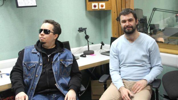Вячеслав Бугаев и Александр Филиппович
