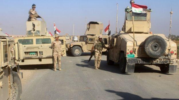 الجيش العراقي يعلن استعادة رواة آخر معقل لتنظيم الدولة الإسلامية في العراق