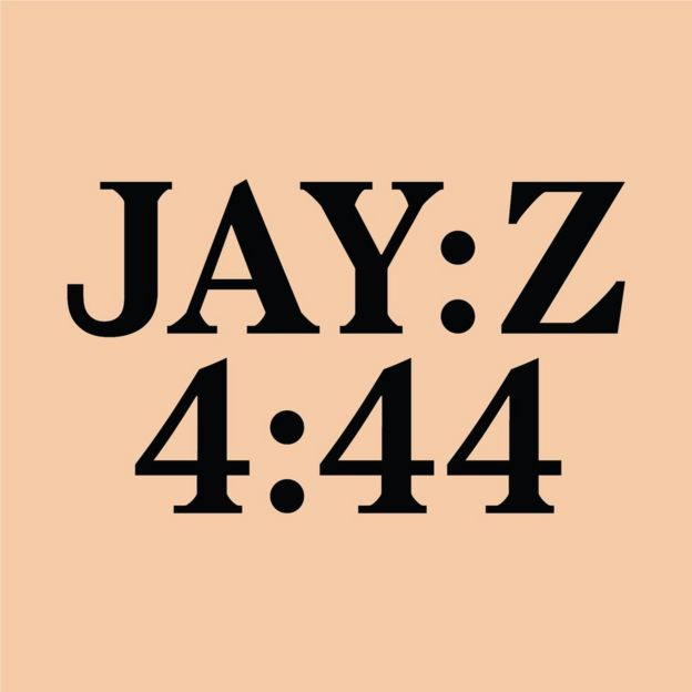 Artwork for Jay-Z's 4:44