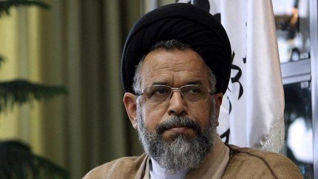 وزیر اطلاعات ایران از کشف انبار 'بسیار بزرگ' اسلحه و مهمات' خبر داد