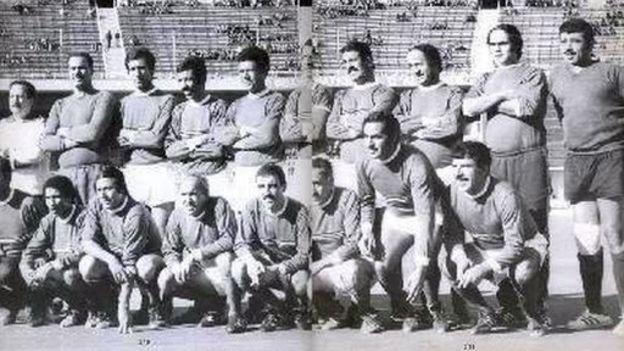 Mazouz - Kerroum - Benfadah - Bouchouk - A. Soukane - Kermali - Mekhloufi - Oualiken