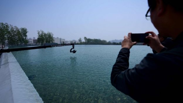 Metrópolis del Cine Oriental, de Wanda.