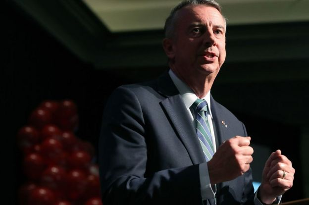Gillespie was defeated in Virginia on Tuesday