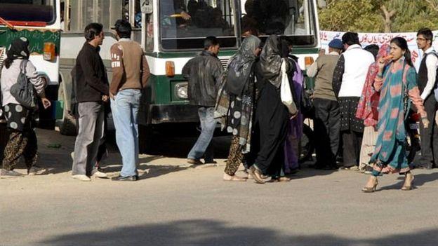 جامعہ کراچی کے طلبہ
