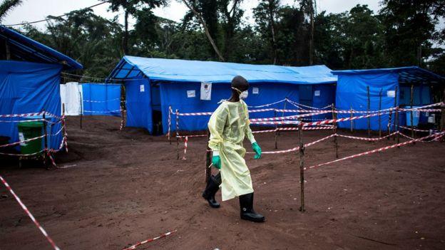 Nuevas posibles muertes por ébola en la República Democrática del Congo