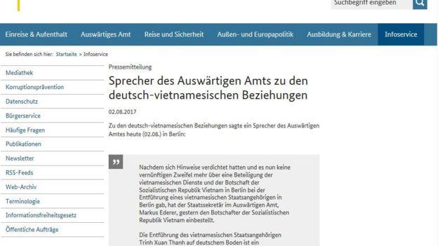 Bộ Ngoại giao Đức
