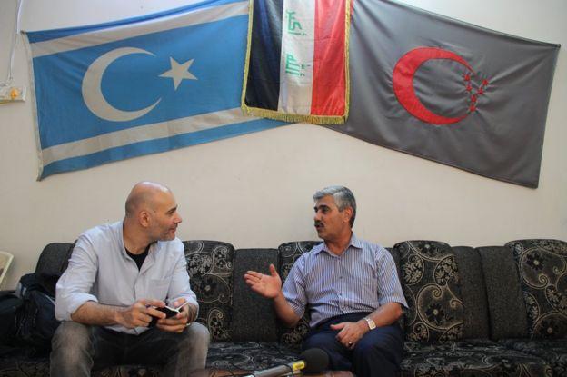 Milliyetçi Türkmen Hak Partisi Genel Başkanı Sami Kolsuz