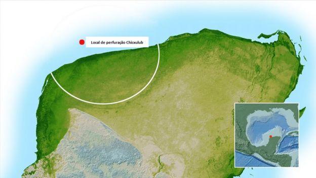 Reprodução mapa