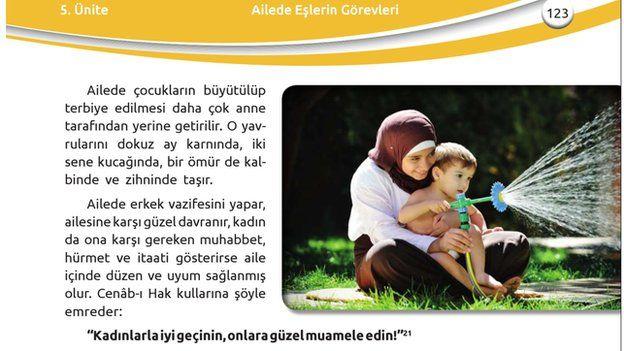 Din kitabında aile