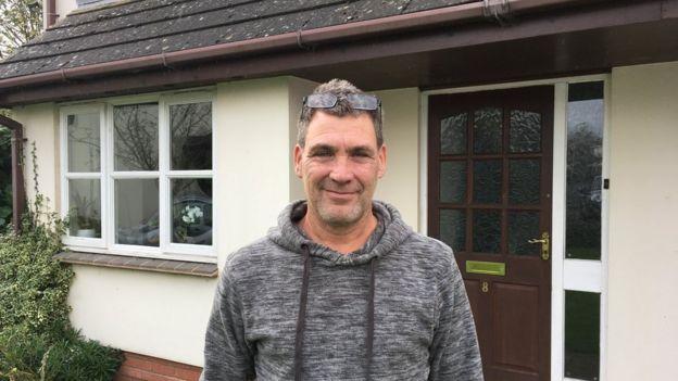 Neil Potter, Halberton in Devon
