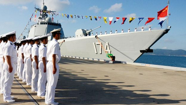 Hạm đội Nam Hải