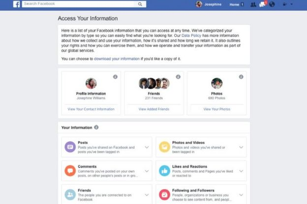 100603234 4f928565 609b 4ad0 8825 f16a6e0aba52 فيسبوك تطرح أداة تتيح للمستخدم التحكم في خصوصية بياناته