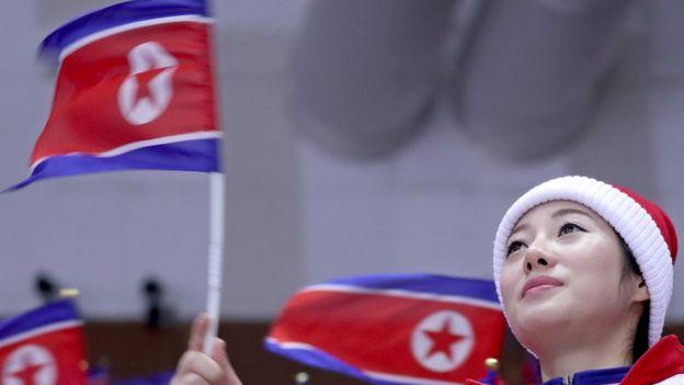 ژنرال بلندپایه کره شمالی در مراسم اختتامیه المپیک زمستانی شرکت میکند