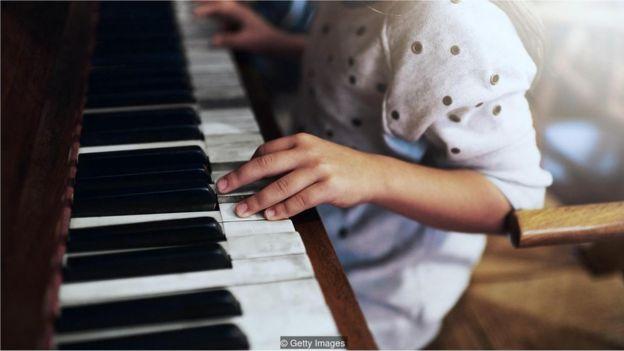 cabinet piano
