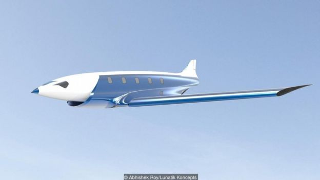 Bombardier says the concept aims to inspire other designers