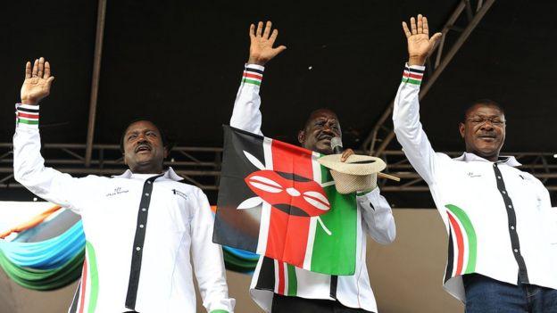 Bw Musyoka, Bw Odinga na Bw Wetangula