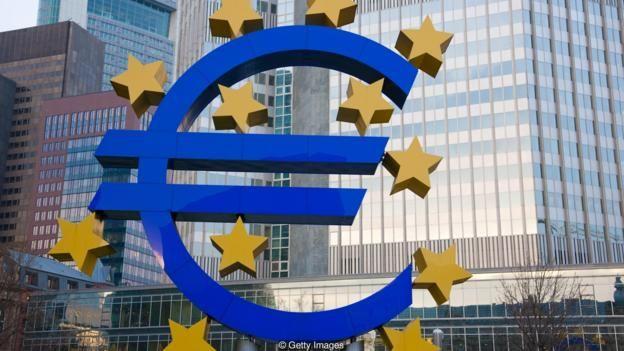Frankfurt đã là nơi Ngân hàng Trung ương châu Âu lấy làn trụ sở