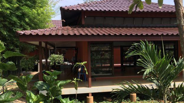 Làng Mai ở Thái Lan
