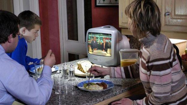 Ver televisión en 2007