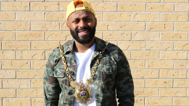 Magid Magid, Lord Mayor of Sheffield
