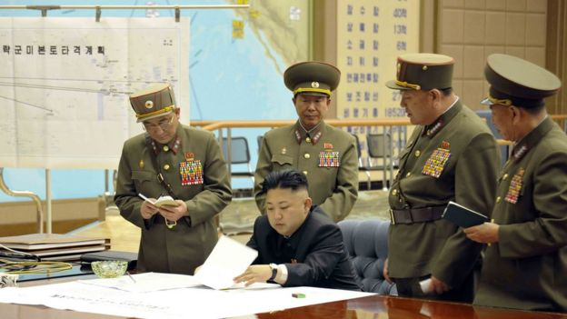 North Korea warns of merciless strikes