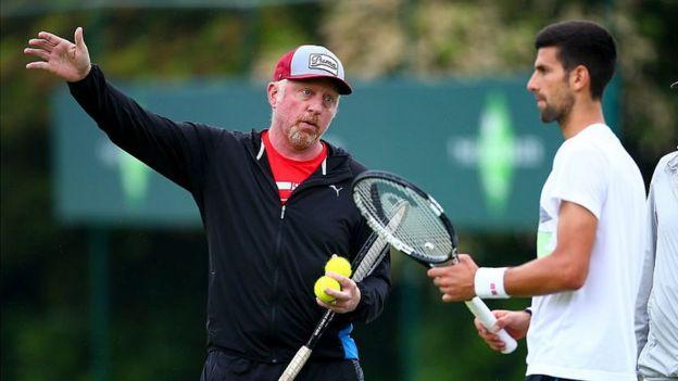 Su relación como entrenador del serbio Novak Djokovic duró hasta diciembre de 2016.