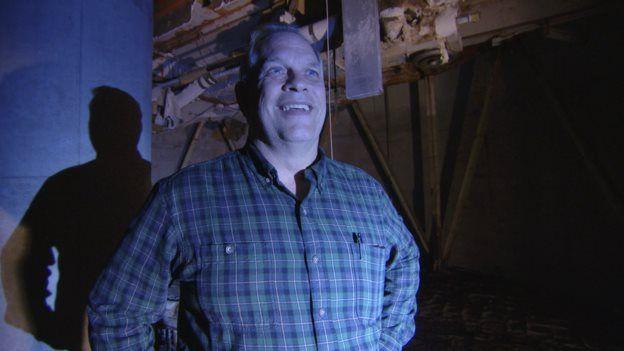Larry Hall, idealizador do Survival Condo