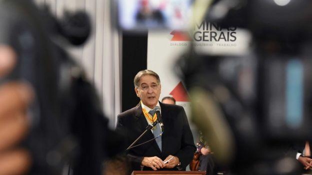 Governador de Minas Gerais, Fernando Pimentel