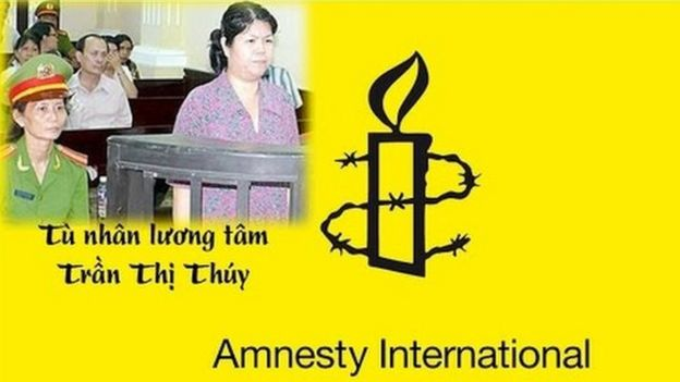 female dissident vietnam