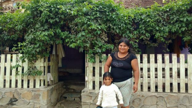 Jardines saludables en la Comunidad de Eliseo Collazos en Lima