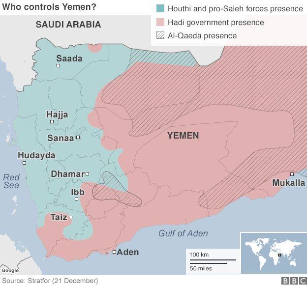 Yemen conflict Troops retake Mukalla from alQaeda BBC News