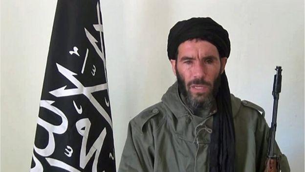 Un ex líder de Al Qaeda del Magreb Islámico.