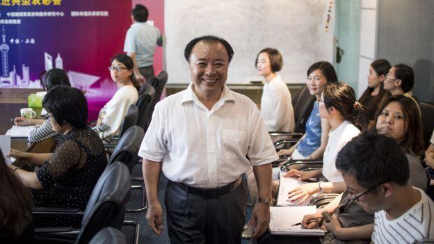 Shu Xin nói Bệnh viện Tình yêu Weiqing đã giúp đỡ hơn một triệu khách hàng