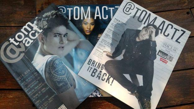 Revista Tom Act