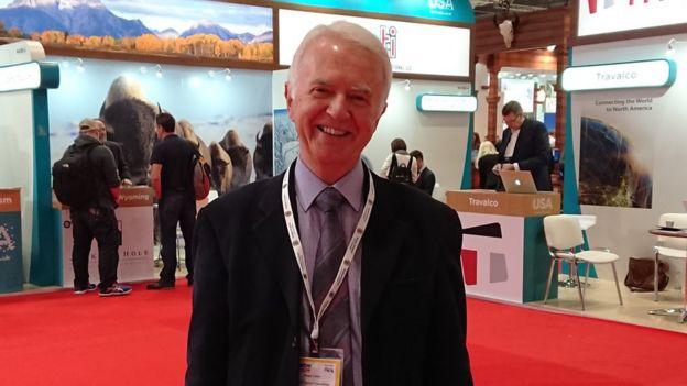世界旅遊城市聯合會專家委員會專家羅傑-卡特:中國旅遊市場非常重要。