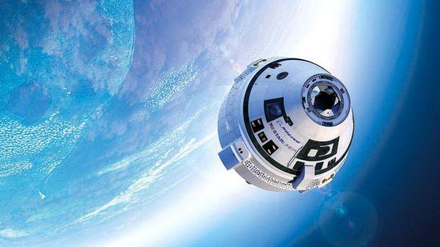 """مركبة الفضاء """"ستارلاينر"""""""