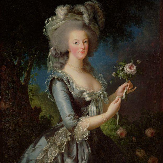 Marie Louise Elizabeth Vigee-Lebrun