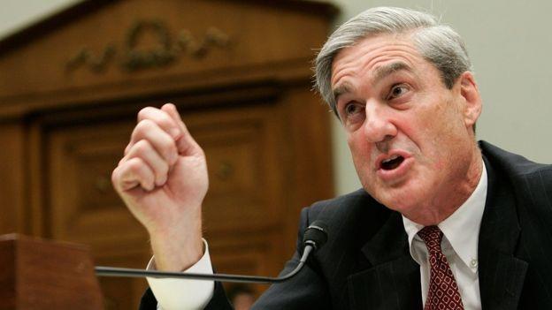 Robert Mueller, fiscal especial de la investigación sobre la interferencia rusa en las elecciones de EE.UU.