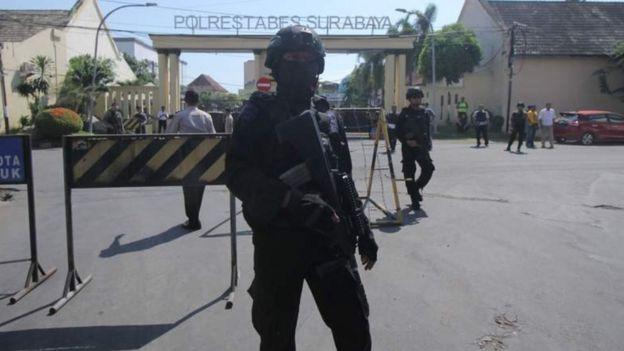 Polrestabes Surabaya