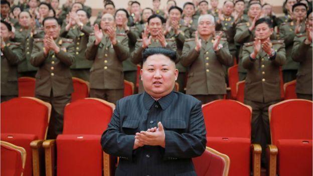 Kim Jong-un trở thành người đứng đầu Triều Tiên từ sau cái chết của cha ông vào tháng 12/2011